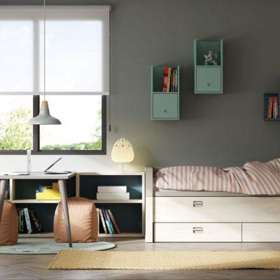 Dormitorio Life Box 1205