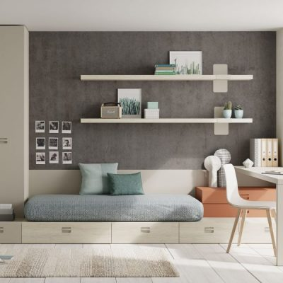 Dormitorio Kubox 1201