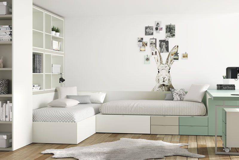 Habitacion-dos-camas-Sidney