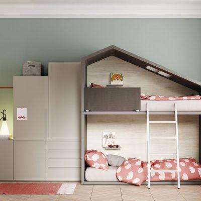 Dormitorio Cottage 1202