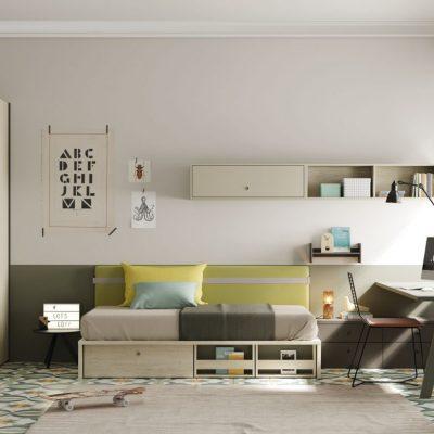 Dormitorio Life Box 1204