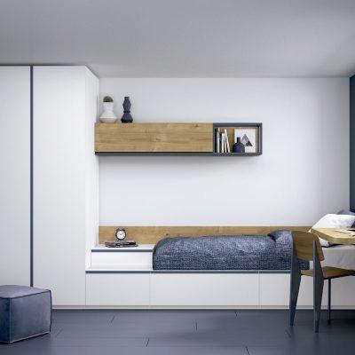 Dormitorio Stay 1304