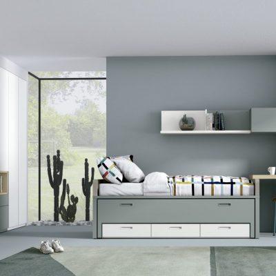 Dormitorio Stay 1305