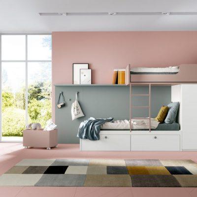 Dormitorio Stay 1306