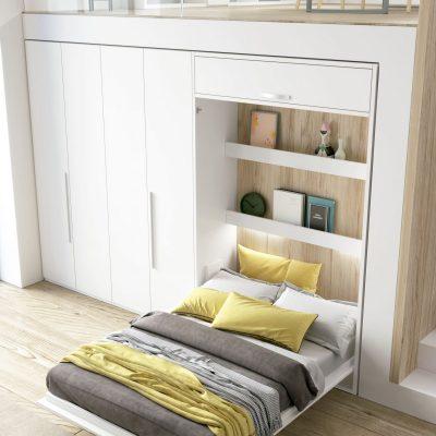 Dormitorio Stay 1307