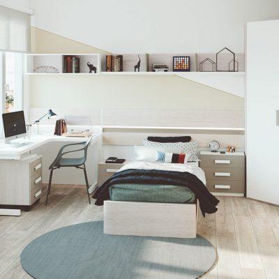 Dormitorio Ocean 1407