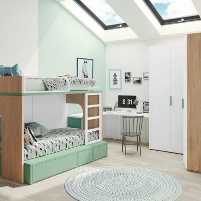 Dormitorio Ocean 1405