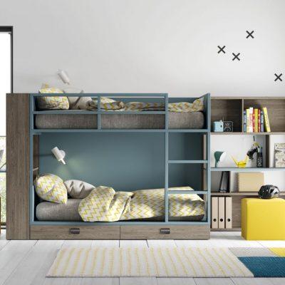 Dormitorio Life Box 1203