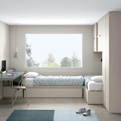 Dormitorio Stay 1303