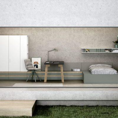 Dormitorio Stay 1308