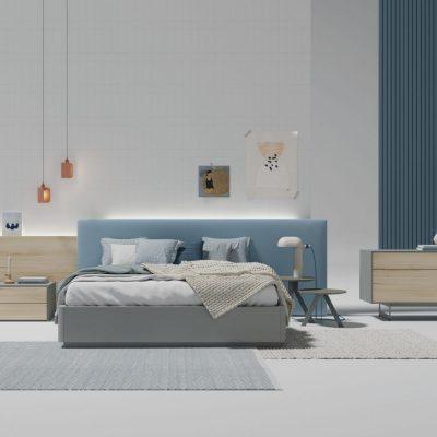 Dormitorio Paralex 1203