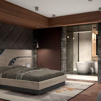 Dormitorio Roma 1503