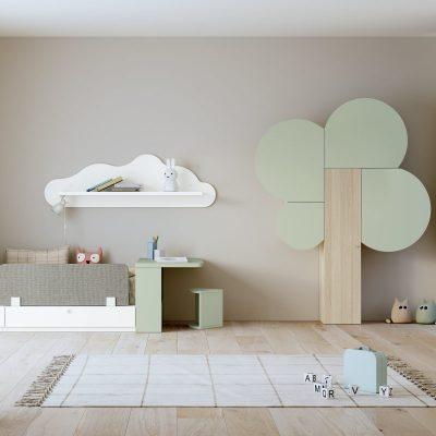Dormitorio Stay 1301