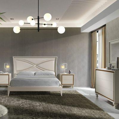 Dormitorio Jávea Tapizado 1705