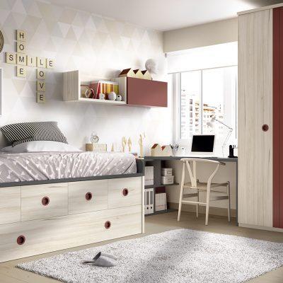 Dormitorio Mar 1007