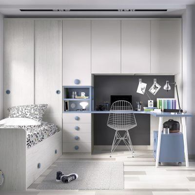 Dormitorio Mar 1011