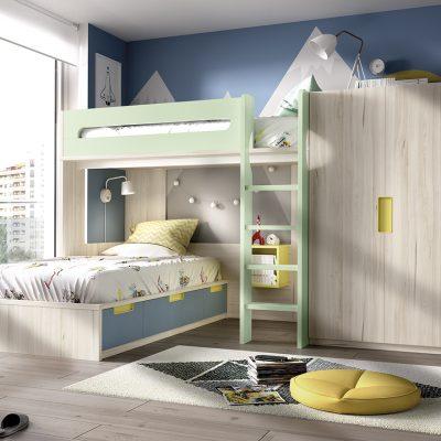 Dormitorio Mar 1014