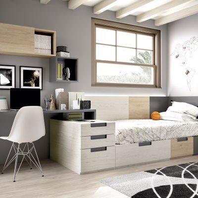 Dormitorios Mar 1019