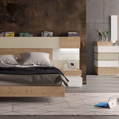 Dormitorio Mia 2601